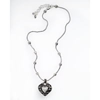 Brighton Reno Heart Necklace