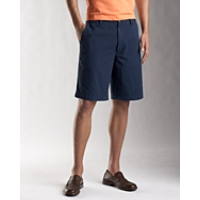 Eastlake Solid Flat Front Short