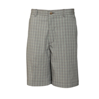 CB DryTec Axiom Plaid Short