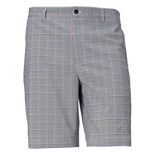 CB DryTec Boardwalk Plaid FF Short