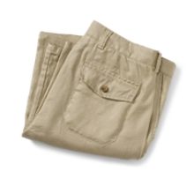 B&T Relaxed Linen Pant