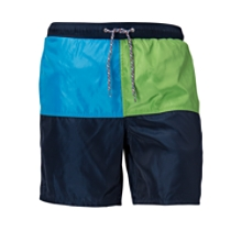 B&T Jetty Colorblock Swim Short