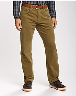 B&T Greenwood Stretch Five Pocket Cord