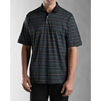 70/2's Performance Monument Stripe Polo