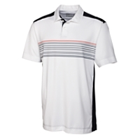CB DryTec Beachwood Striped Polo