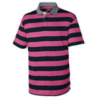 B&T Tofino Rugby Stripe Polo