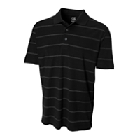 Recruit Stripe Polo