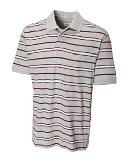 Touchdown Stripe Polo