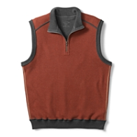 B&T Essex Reversible Half Zip Vest