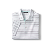 70/2's Performance Port Stripe Polo
