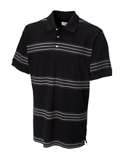 University Stripe Polo