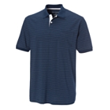 B&T West Hill Stripe Polo