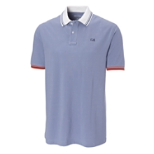 B&T Richwood Pique Tipped Polo