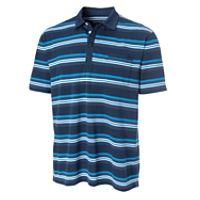 B&T Victory Heights Striped Polo