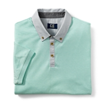 Mercerized Midvale Stripe Polo