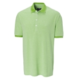 B&T Mercerized Oxford Texture Polo