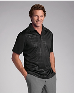Sullivan Embossed Polo