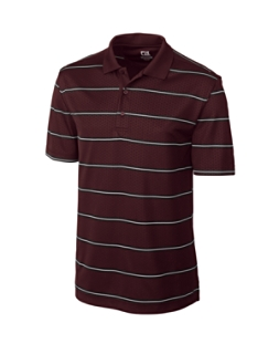 CB DryTec Embossed Tackle Polo