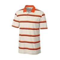Vintage Varsity Striped Polo