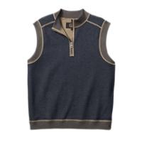 Hadden Reversible Half Zip Vest