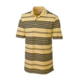 Home Field Striped Polo