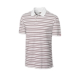 Extra Point Striped Polo