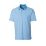CB DryTec Luxe Alder Brook Stripe Polo