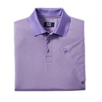 B&T Alder Brook Stripe Polo