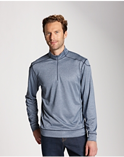 CB DryTec Green Lake  Half Zip