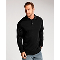 L/S Belfair Pima Polo