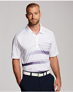 Ombre Stroke Polo