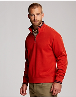 Heritage Half Zip