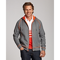 Draft Heathered Full Zip