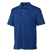 B&T CB DryTec Luxe Element Jacquard Polo