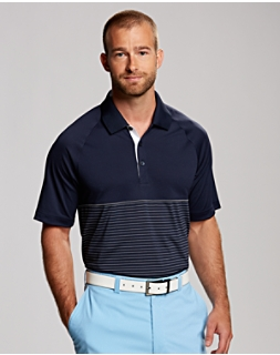Junction Stripe Hybrid Polo