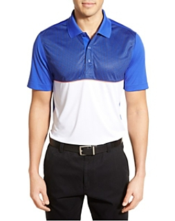 Repose Colorblock Polo