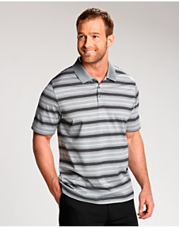 B&T S/S Great Basin Mercerized Stripe