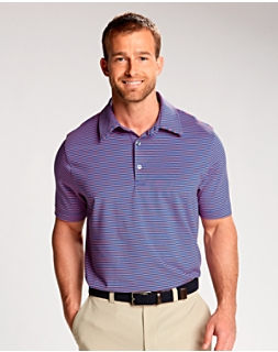 Dickson Stripe Polo