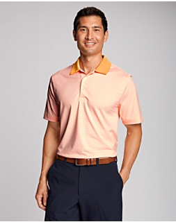 Cardinal Stripe Polo