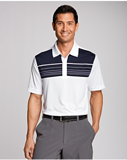 Vision Stripe Polo