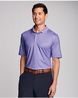 Established Print Polo