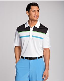 Dillian Chest Stripe Polo