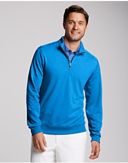 B&T L/S Lodge Half Zip