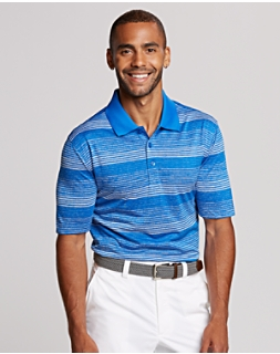 Metric Stripe Polo