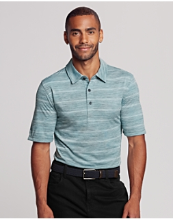 Distance Stripe Polo