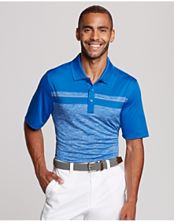 Breakpoint Stripe Polo