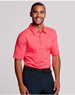 Vashon Stripe Polo