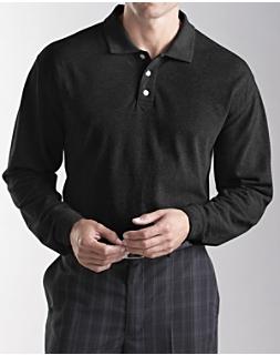 Long Sleeve Ace Polo