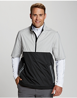 Fairway S/S Half-Zip Jacket