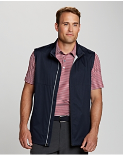 Fairway Full Zip Vest